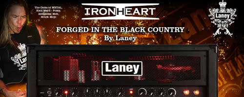 Laney Ironheart