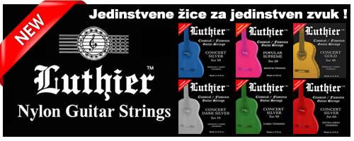 Luthier - zice za klasicnu gitaru