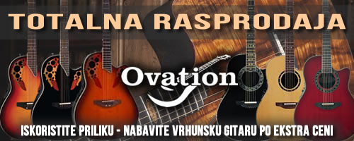 Ovation Totalna Rasprodaja