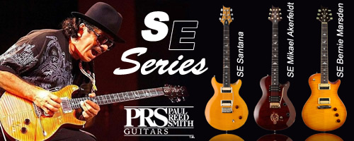PRS Paul Reed Smith gitare SE serija