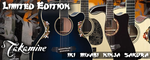 Takamine Limited Edition
