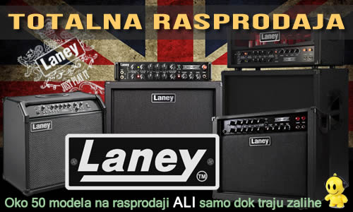 Laney Totalna Rasprodaja