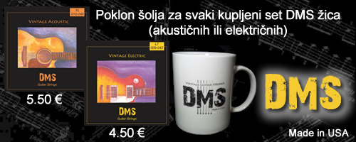DMS String and gift cup