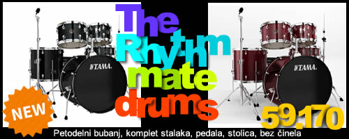 Tama - New Rhythm Mate drums