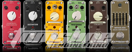 Tomsline effects pedals